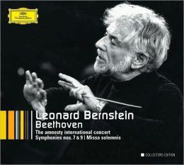 Beethoven: Symphonies Nos. 7 & 9, Missa Solemnis