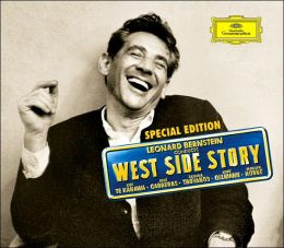 Bernstein Conducts West Side Story [Special Edition CD+DVD]