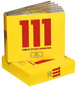 111 Years of Deutsche Grammophon [6-CD Limited Edition]