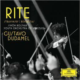 Rite - Music of Stravinsky & Revueltas