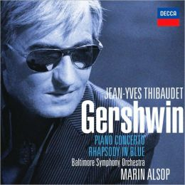 Gershwin: Piano Concerto; Rhapsody In Blue