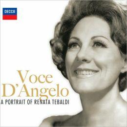 Voce d'Angelo: A Portrait of Renata Tebaldi