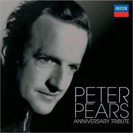 Peter Pears: Anniversary Tribute