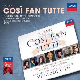 Mozart: Così fan tutte [1996 Live Recording]
