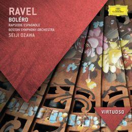 Ravel: Boléro; Rapsodie Espagnole