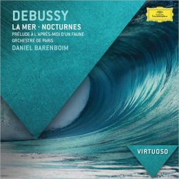 Debussy: La Mer; Nocturnes