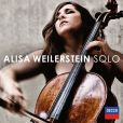 CD Cover Image. Title: Solo, Artist: Alisa Weilerstein