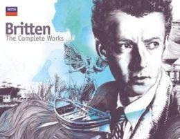 Britten: The Complete Works [CDS 49-66]