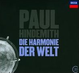 Hindemith: Die Harmonie der Welt; Octet