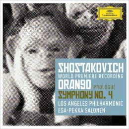 Shostakovich: Prologue to 'Orango'; Symphony No. 4