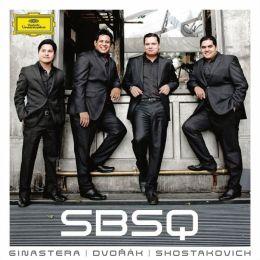 SBSQ (Ginastera, Dvorák, Shostakovich)