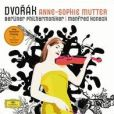 CD Cover Image. Title: Dvor�k [Limited Edition], Artist: Mutter