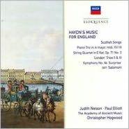 Haydn: Music for England