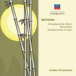 Beethoven: String Quartets Op. 59, No. 3 & Op. 74