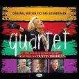 CD Cover Image. Title: Quartet [Original Soundtrack], Artist: Dario Marianelli