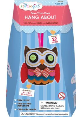 Hang About Owl Sew Your Own