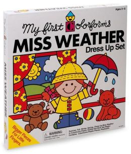 Colorforms Miss Weather Activity Set