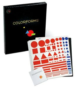 The Original Colorforms Set - 60th Anniversary Edition