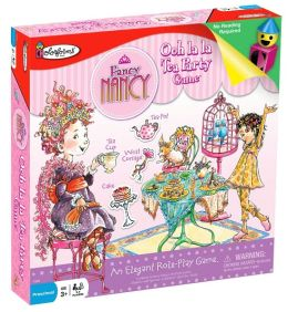 Fancy Nancy Tea Party Game