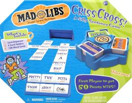Mad Libs - Criss Cross- A Silly Sentence Cross Words Game