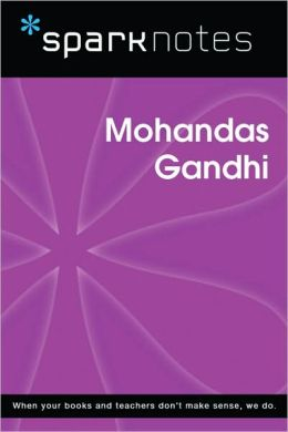 Mohandas Gandhi (SparkNotes Biography Guide Series)