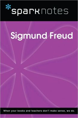 Sigmund Freud (SparkNotes Biography Guide Series)