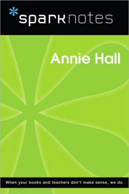 Annie Hall (SparkNotes Film Guide Series)