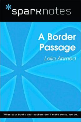 A Border Passage (SparkNotes Literature Guide Series)