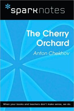 The Cherry Orchard (SparkNotes Literature Guide Series)