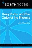 Book Cover Image. Title: Harry Potter and the Order of the Phoenix (SparkNotes Literature Guide Series), Author: SparkNotes