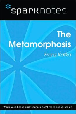 The Metamorphosis (SparkNotes Literature Guide Series)