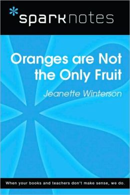 Oranges Are Not the Only Fruit (SparkNotes Literature Guide Series)