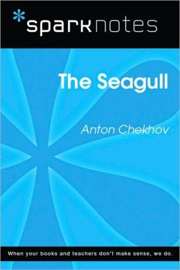 The Seagull (SparkNotes Literature Guide Series)