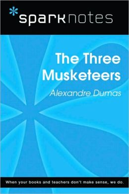The Three Musketeers (SparkNotes Literature Guide Series)