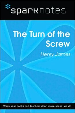 The Turn of the Screw (SparkNotes Literature Guide Series)