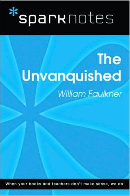 The Unvanquished (SparkNotes Literature Guide Series)