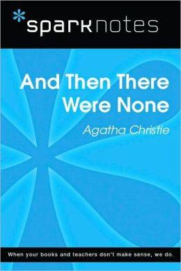 And Then There Were None (SparkNotes Literature Guide)