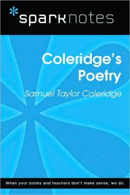 Coleridge's Poetry (SparkNotes Literature Guide Series)