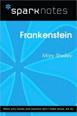 Frankenstein (SparkNotes Literature Guide Series)