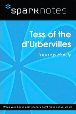 Tess of the d'Urbervilles (SparkNotes Literature Guide Series)