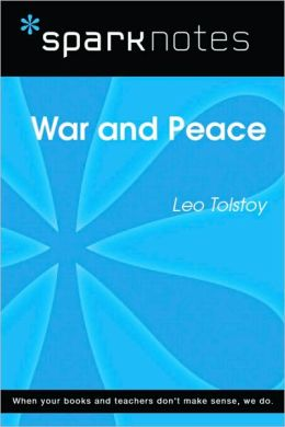 War and Peace (SparkNotes Literature Guide Series)