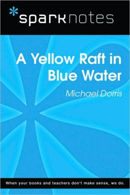 A Yellow Raft in Blue Water (Spark Notes Literature Guide Series)