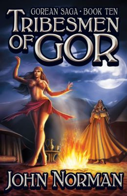 Tribesmen of Gor (Gor Series #10)