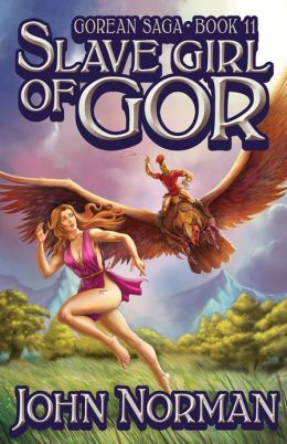 Slave Girl of Gor (Gor Series #11)