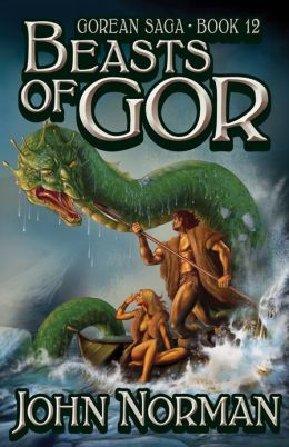 Beasts of Gor (Gor Series #12)