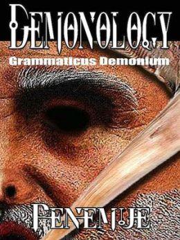 Demonology: Grammaticus Demonium