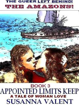 Appointed Limits Keep [The Amazons #3]