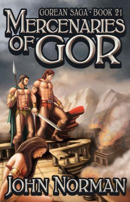 Mercenaries of Gor (Gor Series #21)