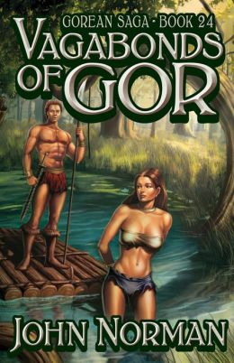 Vagabonds of Gor (Gor Series #24)
