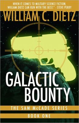 Galactic Bounty [McCade Series Book 1]